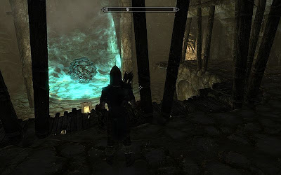 Skyrim Under Saarthal