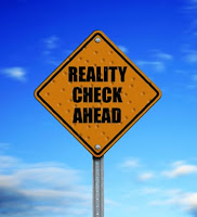 Reality Check Sign image from Bobby Owsinski's Music 3.0 music industry blog