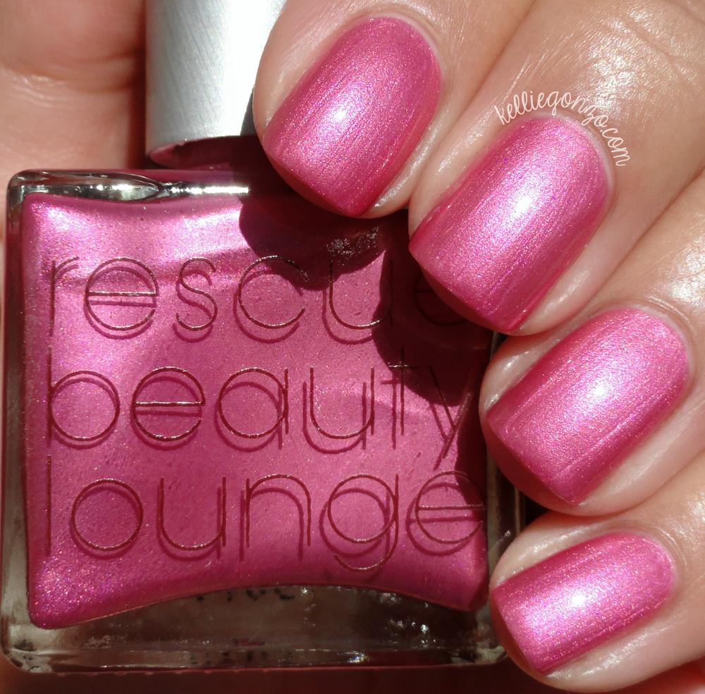 Rescue Beauty Lounge Bonne Journee Je t'aime! Je t'aime!