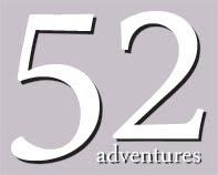 52 helgäventyr på ett år