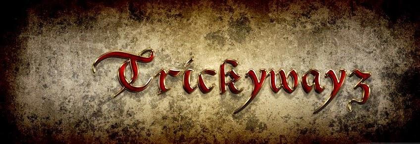 Trickywayz now Trickywayzz