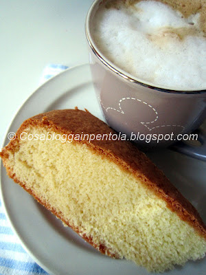 torta yogurt ciambella colazione cosa blogga in pentola ricetta cosabloggainpentola