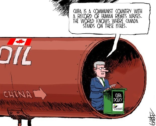 Brian Gable: The Oil-Cuba connection.