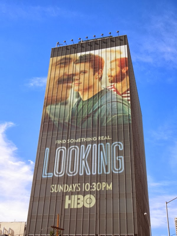 Giant Looking season 1 billboard