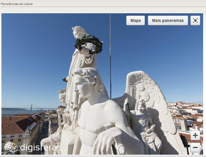 Visit Lisboa - Lisboa 360 - Arco da rua Augusta