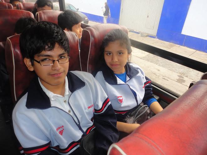 MEDALLA DE PLATA EN LA XVII OLIMPIADA PERUANA DE QUIMICA O.P.Q. 2012