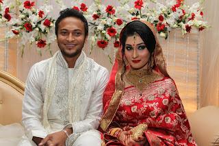 sakib al hasan wife Umme Ahsan Shishir