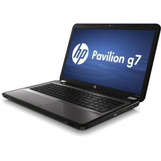 HP Pavilion g7-2007sg notebook Specification
