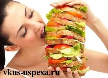 Как перестать переедать, как есть меньше, как не переедать