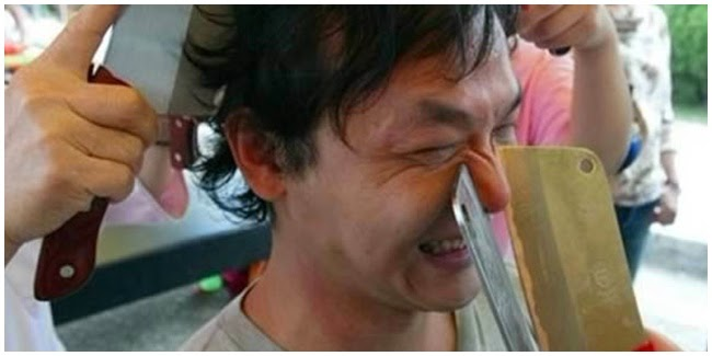 Pijatan Paling Ekstrem