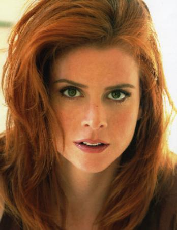 Pretty Girl 06.15.12 - Sarah Rafferty