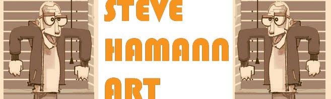 Steve Hamann Art