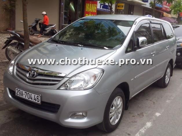 Cho thuê xe 7 chỗ đi Thái Bình từ Hà Nội