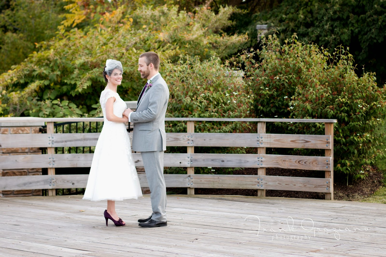 Hartford riverfront wedding
