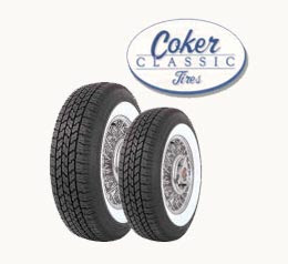 Coker Classical Tyres