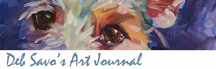 Deb Savo's Art Journal