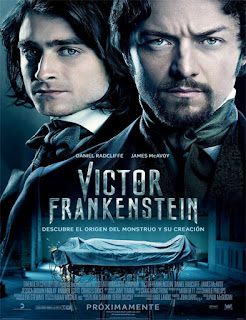 Victor Frankenstein (2015) [Latino]