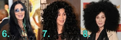 '66 Things We Love About Cher' numbers 6, 7 and 8