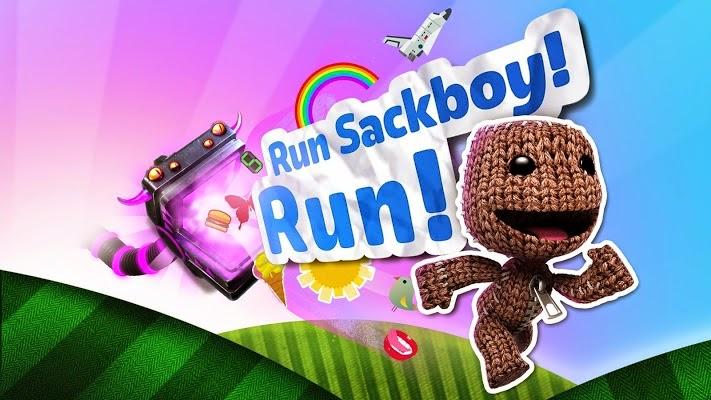 Run Sackboy! Run! Gameplay