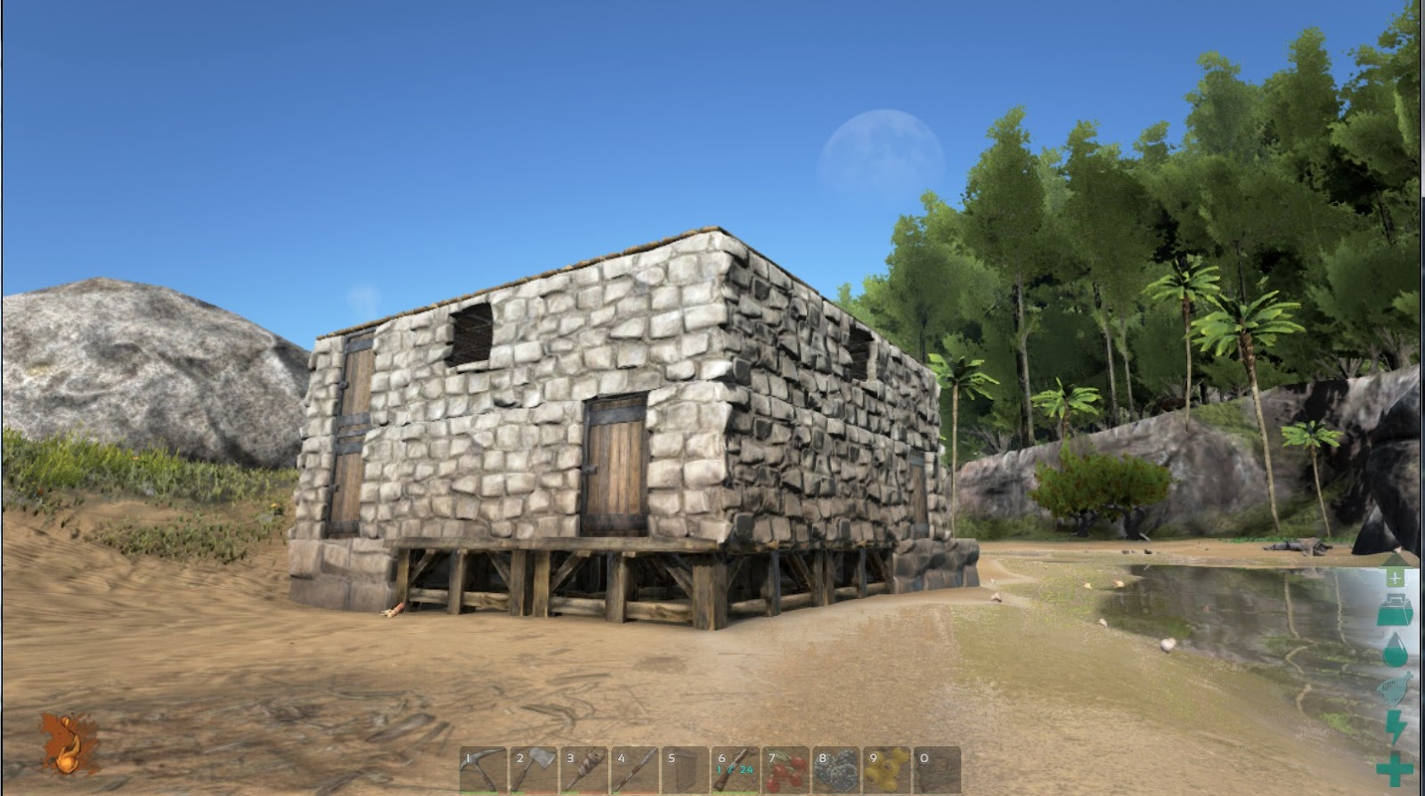 ark pve how to start