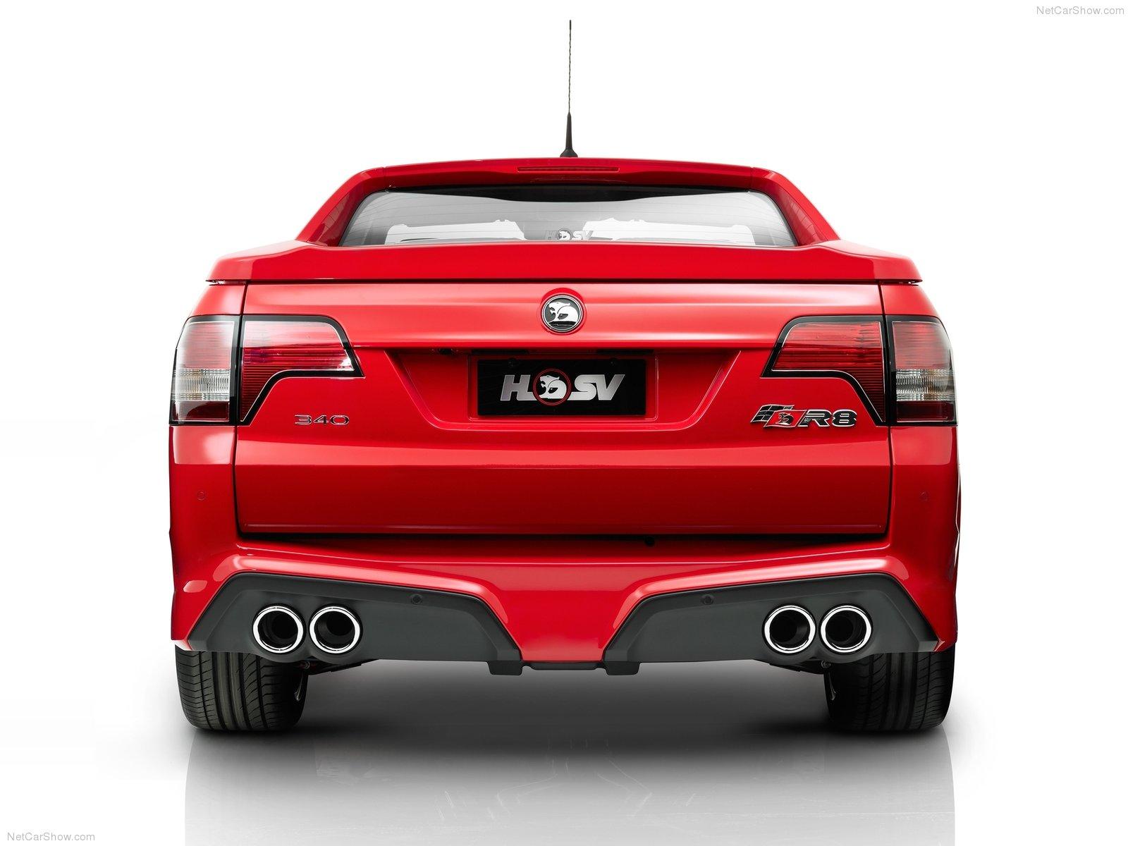 Hình ảnh xe ô tô HSV Gen-F Maloo R8 SV 2014 & nội ngoại thất