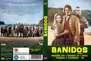 BANIDOS - MINISSÉRIE COMPLETA
