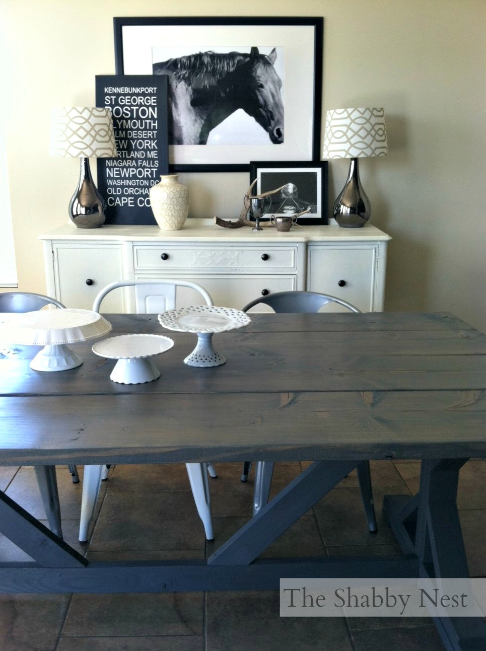 DIY Dining Table And A 250 Home Depot Giftcard Giveaway
