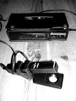 Sony Walkman Professional; photo by Val Phoenix