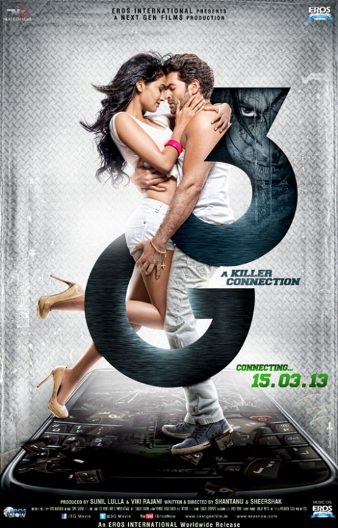 3G: A Killer Connection (2013)