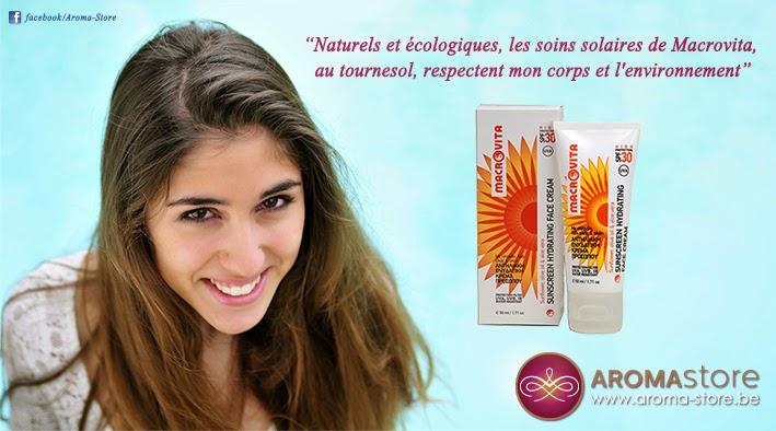 natural sunscreen organic