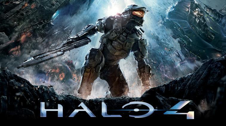 Halo 4 exclusivo para Xbox 360