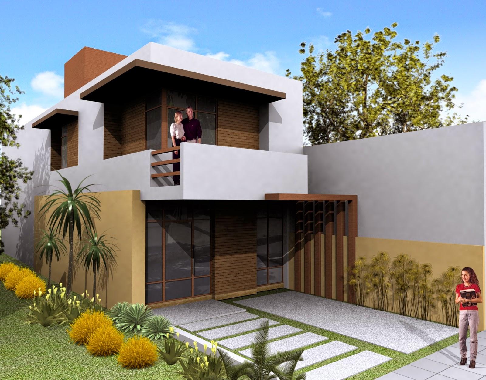 Plantas de casas terreno 5x25 for Planos de casas 5x25
