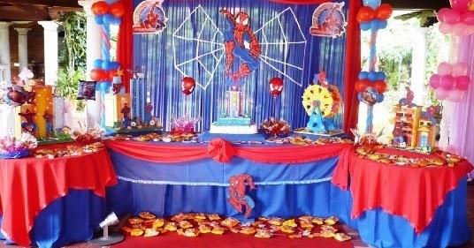 Decoraci n para ni o con el hombre ara a decoraciones - Decoraciones infantiles para ninos ...