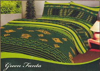 Sprei Cassamia Green Fanta