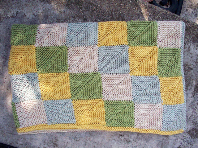 Serenity Knits: Magical Miters
