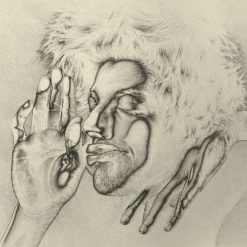 Oriol Angrill Jorda pinturas surreal degradê