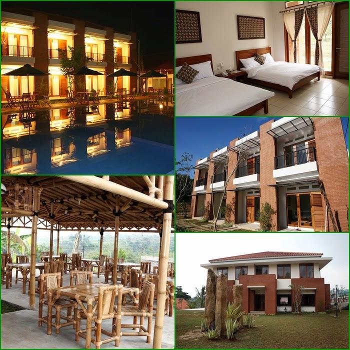 Tempat Outbound Bogor, Villa Bukit Pinus