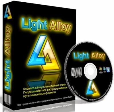 تحميل برنامج Light Alloy 4.8.6 لتشغييل الميديا