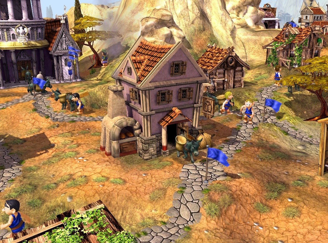 The Settlers 3 - PC Review and Full Download