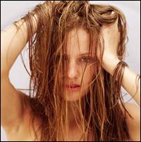 Cara Menata Rambut Basah Biar Cantik