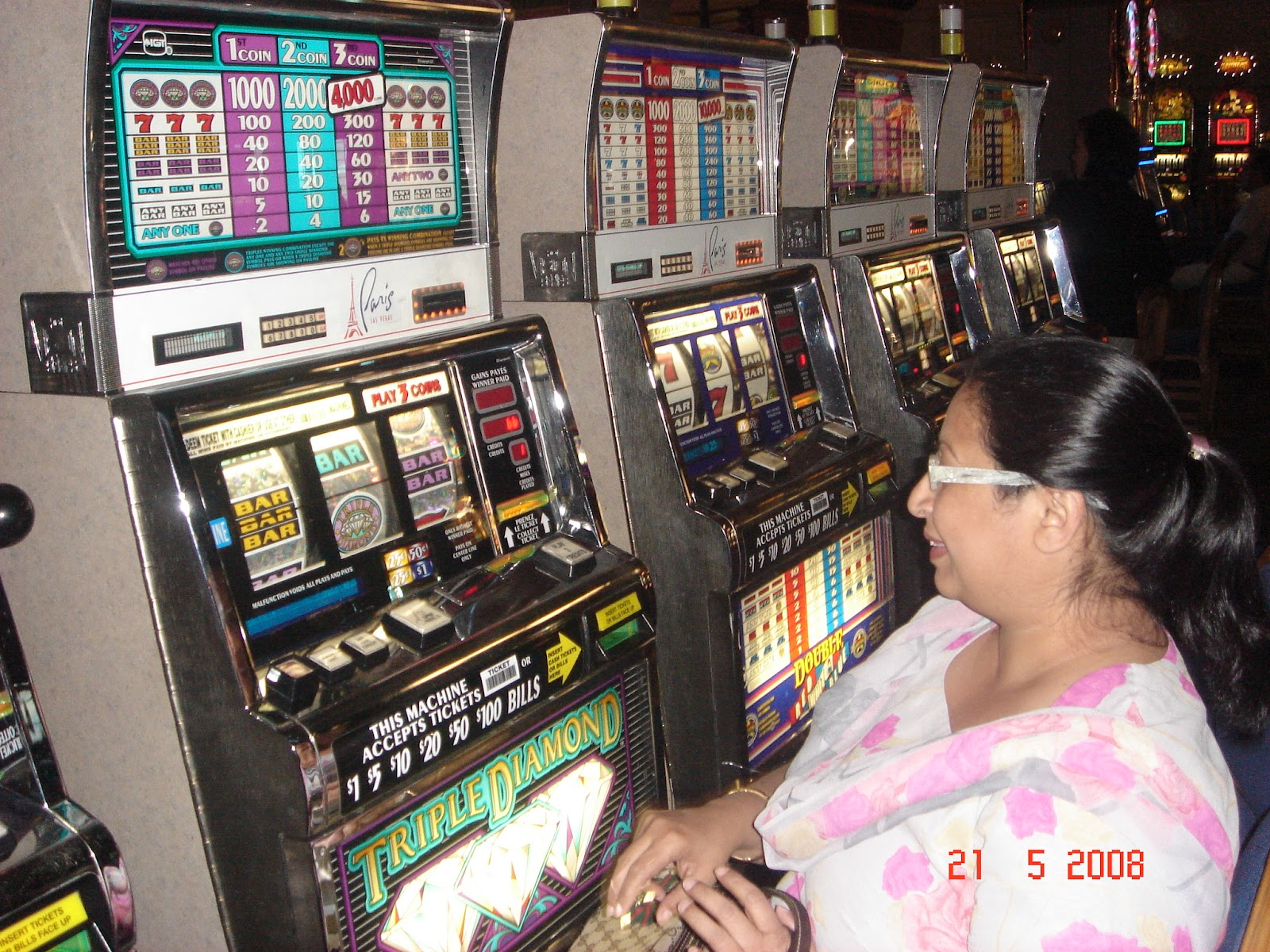 Slot Machines Las Vegas