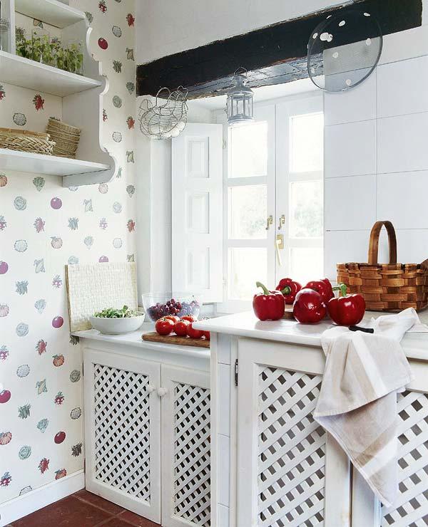 Cocinas con encanto decoraciones cocinas - Cocinas pequenas con encanto ...