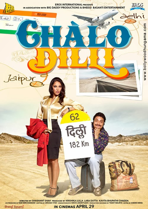 Chalo Dilli 2011 DVDRip 300mb Download Watch Online