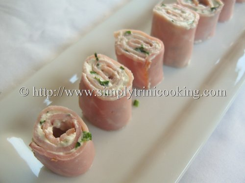 Ham and Cheese Wheels