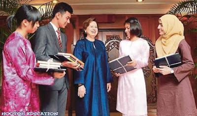 Biasiswa Kijang Emas Tajaan Pendidikan Bank Negara Malaysia