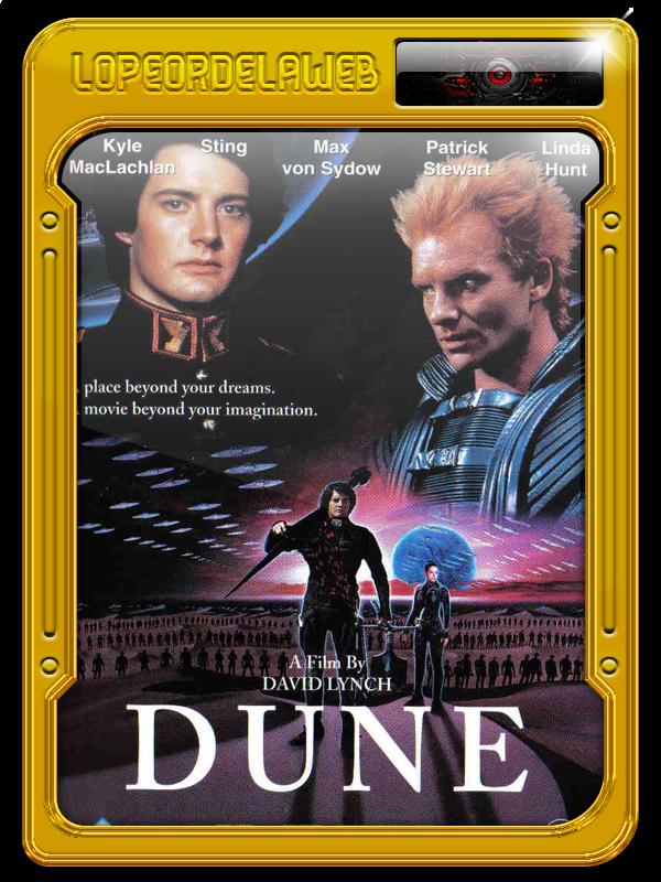 Dune (1984) Ciencia Ficción 720p, Dual, Mega, Uptobox