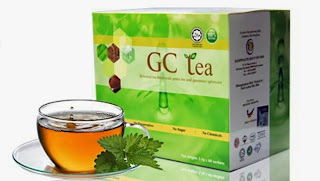 gc tea glucos cut