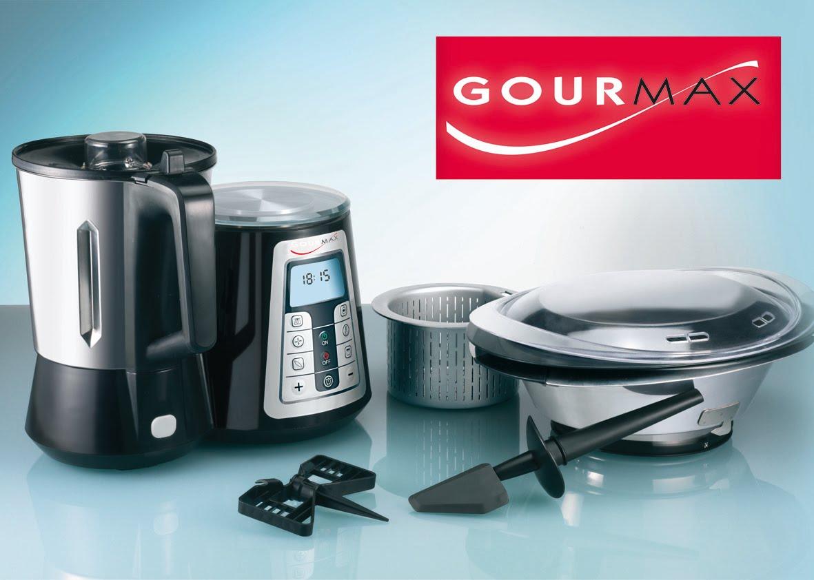Robot de cocina alternativo a thermomix y similares - Robot de cocina alcampo ...