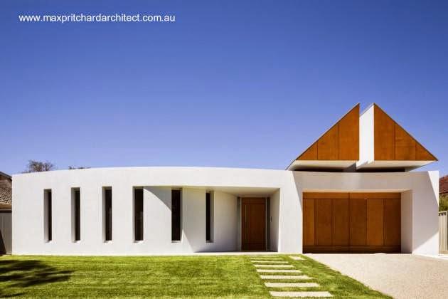 Residencia posmoderna en Australia del Sur 2014