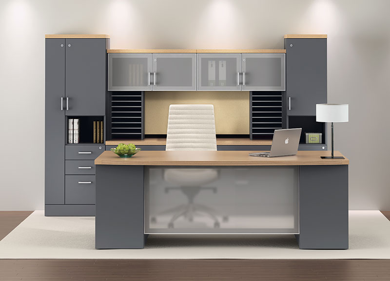 Office Anything Furniture Blog: Luxury Executive Desk Configurations